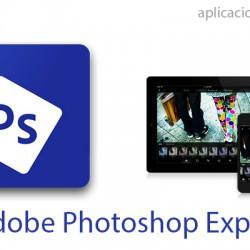 Adobe Photoshop Express un buen editor de imágenes