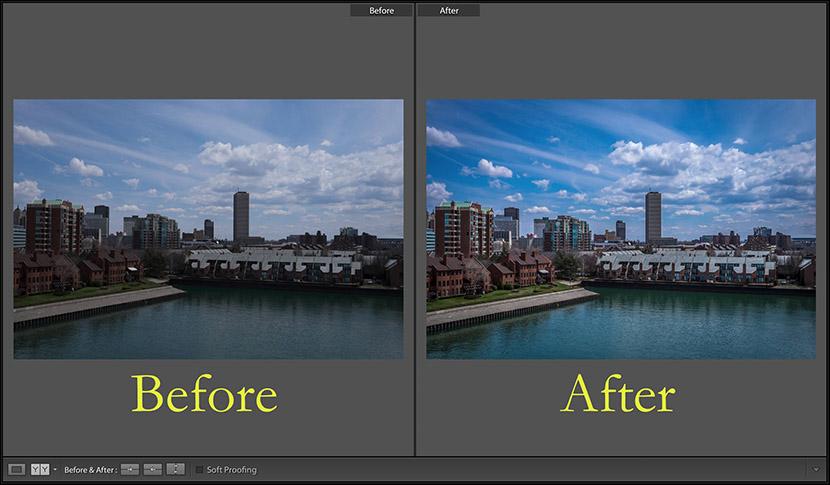 Lightroom es posiblemente uno de los software fotográficos