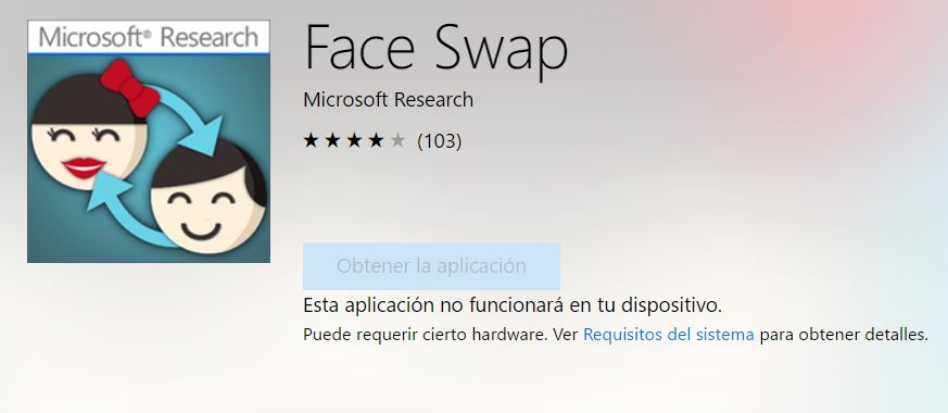 FACE SWAP PARA WINDOWS