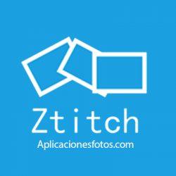 Ztitch app de cámara para tomar fotos 360 en Windows Phone