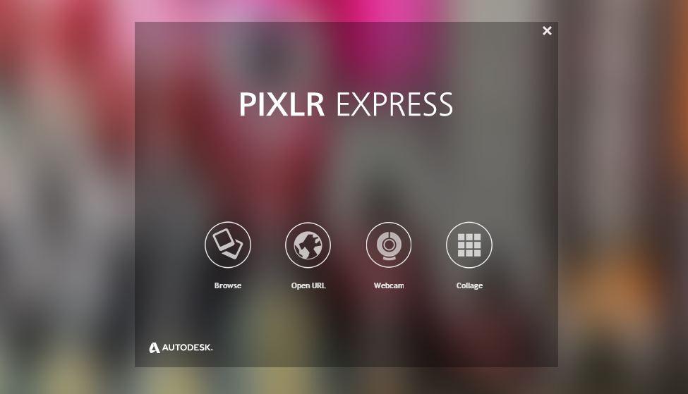 pixlr-express-editor-online