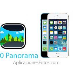 360 Panorama para realizar imágenes panorámicas 360 grados con tu iPhone