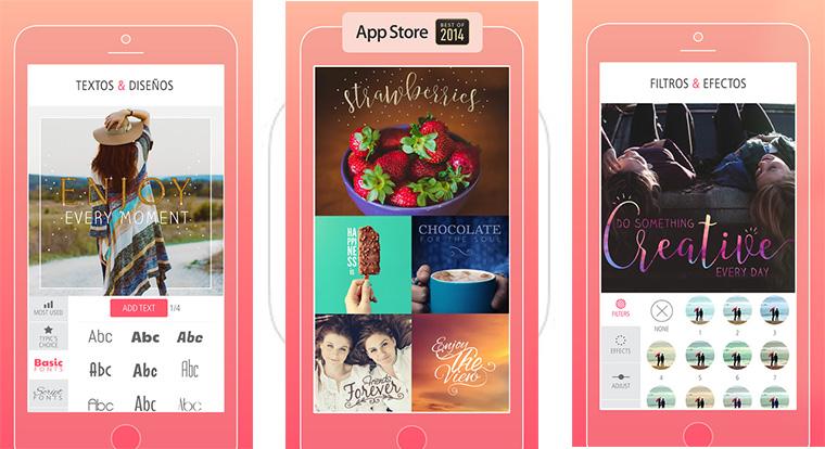 app-typic-para-poner-frases-imagenes