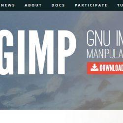 GIMP el mejor editor gratuito de software libre