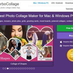TurboCollage Lite creador de collages multiplataforma
