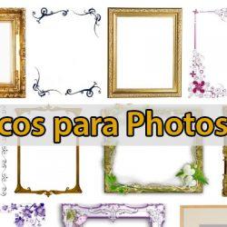 Marcos para Photoshop – Recursos Gratis y Premium