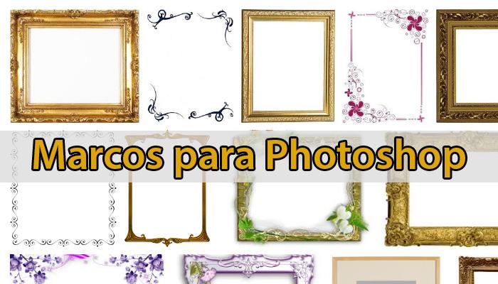 Marcos para photoshop recursos gratis y premium - Marcos para fotos economicos ...