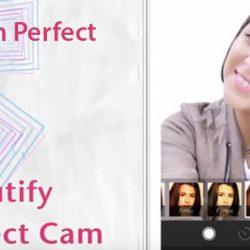 YouCam Perfect una app para hacer selfies