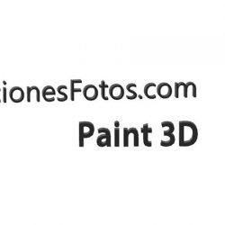 Paint 3D para Windows