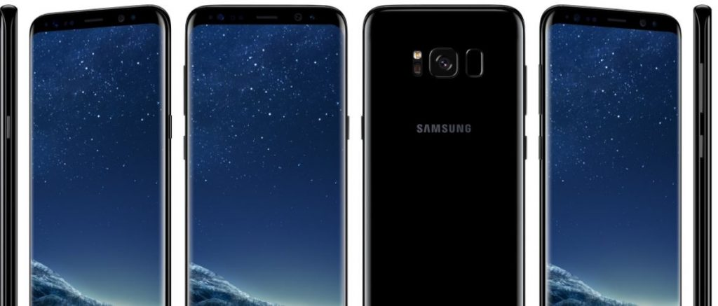 camara Samsung Galaxy S8